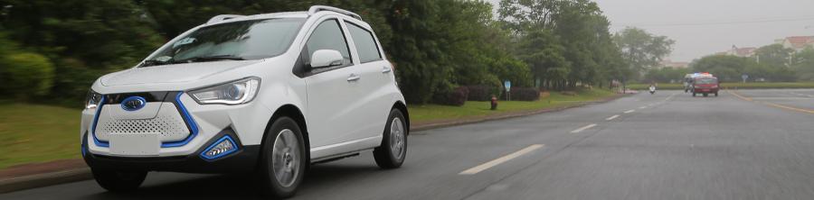 微型车也可以有高续航 试驾江淮iEV6E运动版