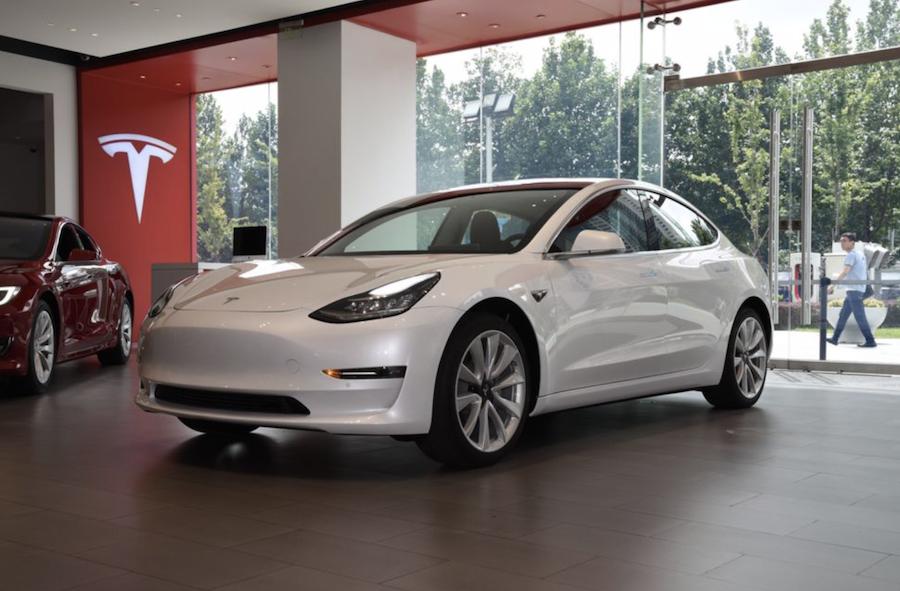 特斯拉Model 3成为美国NHTSA测试中最安全车辆