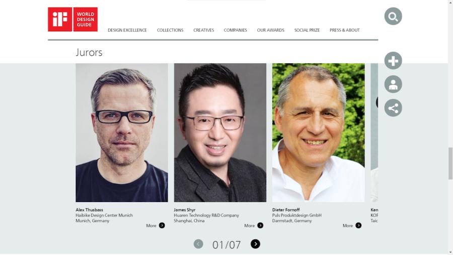 CYCLE d&i设计创新奖出炉 华人运通CDO展现实力