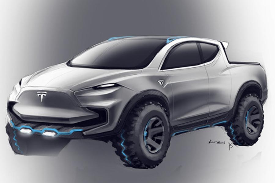 明年发布原型车 特斯拉皮卡最新消息曝光