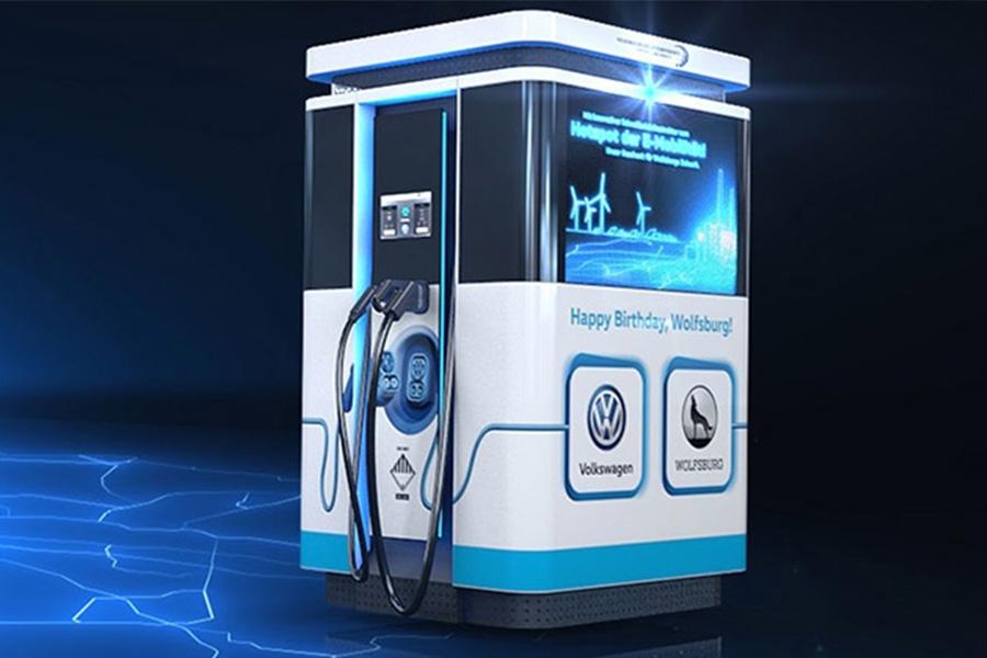 具备360kWh电池容量 大众将推全新移动充电站