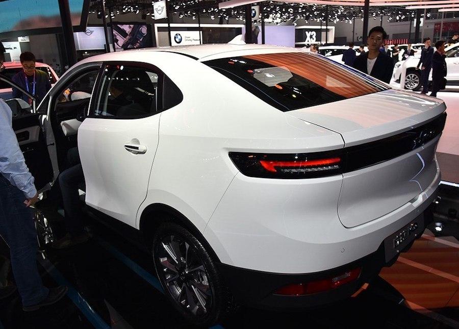 欧拉发布产品规划 未来两年将推三款新车
