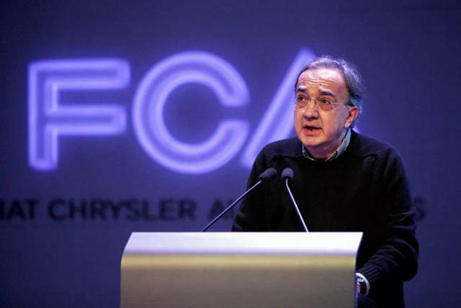 马尔乔内因病提前卸任FCA CEO 曼雷接任该职位