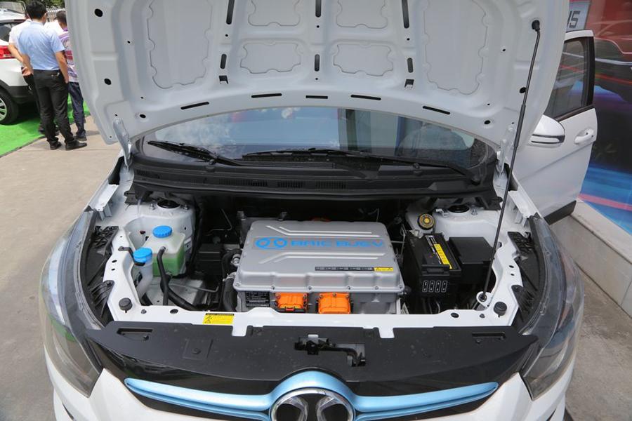 最高优惠5000元 北汽新能源EX360现车在售
