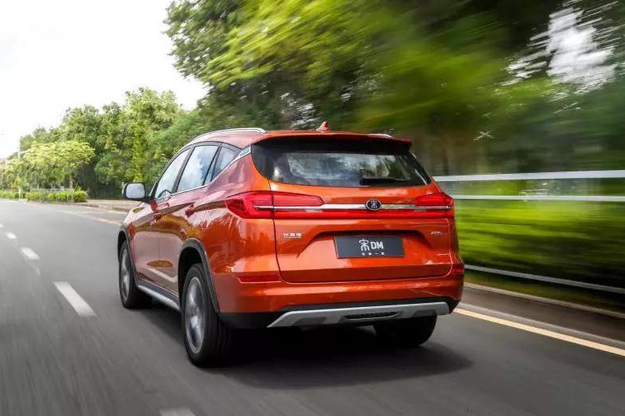 比亚迪宋DM/EV500预售开启 北京地区市场调查