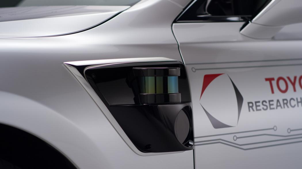 适应能力更强 丰田新自动驾驶原型车正式亮相