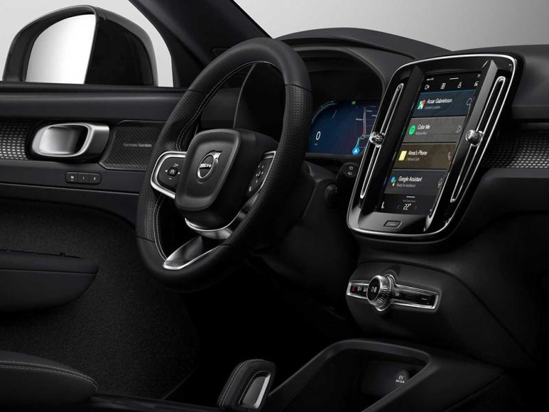 争当最安全电动车 沃尔沃XC40纯电版即将亮相