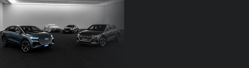 奧迪全面邁入電動時代 2025年將推30余款電動化車型