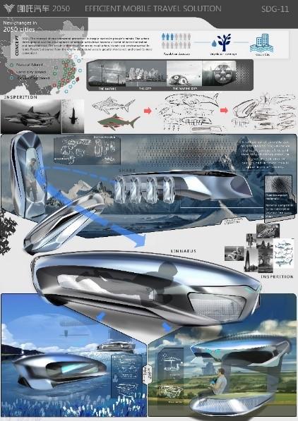 高校学生挑战企业命题 合众助力汽车设计人才培育