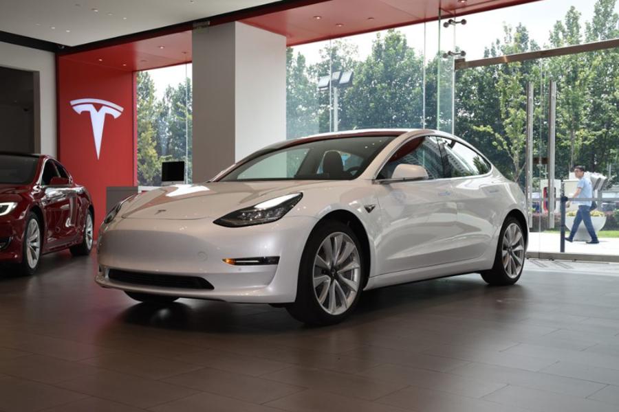 国内首批Model 3明日将交付 北京举办交付活动
