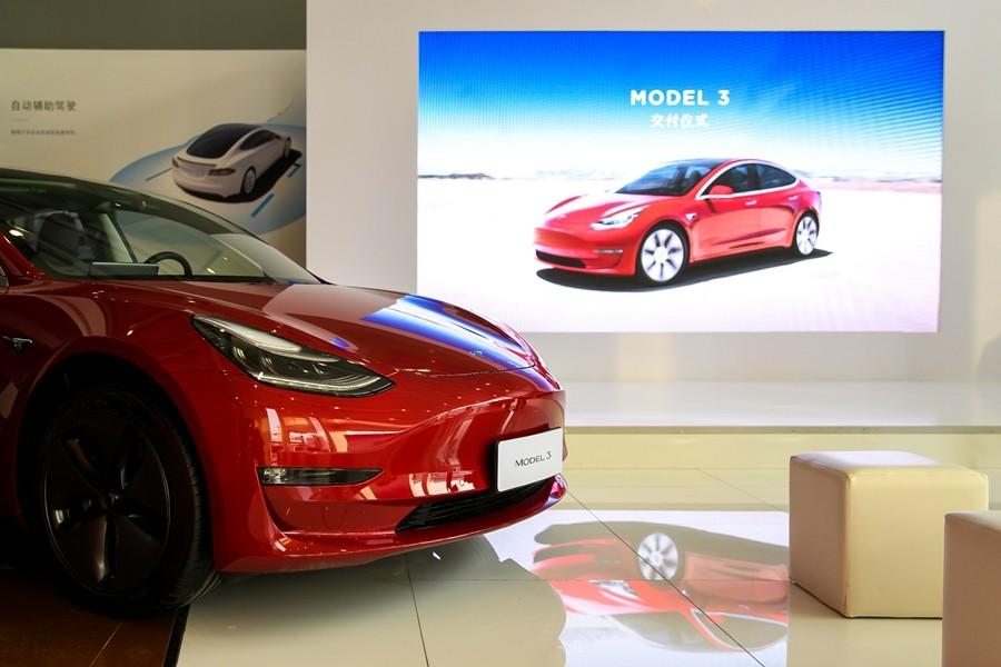 开启特意到家交付模式 国内首批Model 3今日交付
