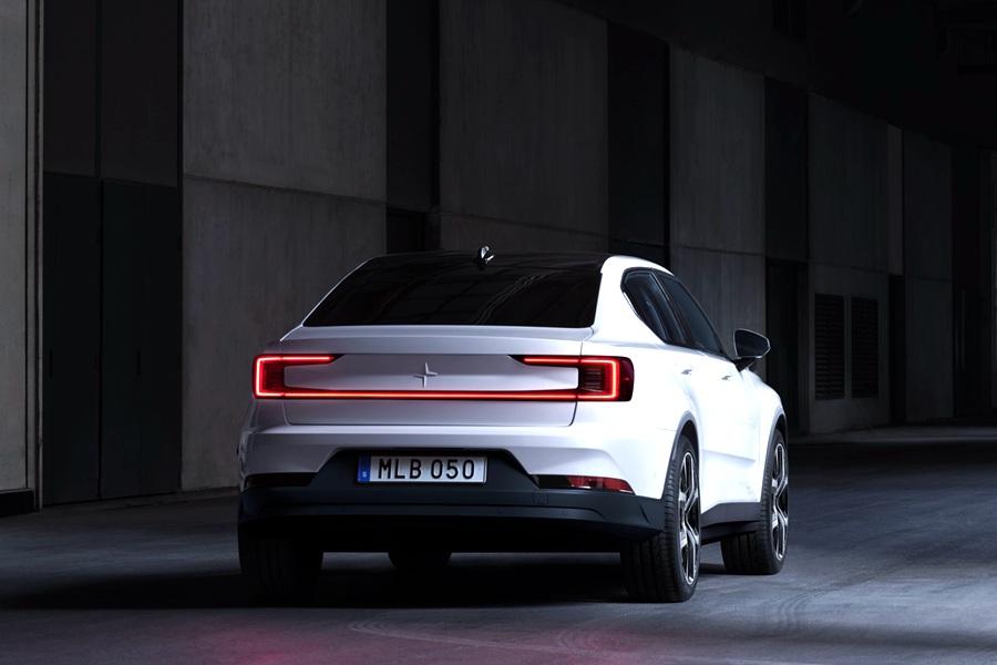 售33.80万元 Polestar 2新车型正式上市