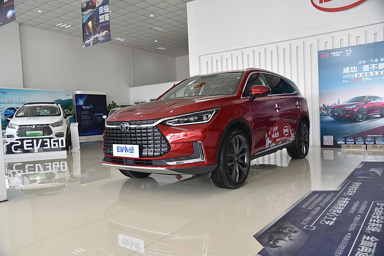 唐EV/宋MAX DM等 比亚迪多款车型3月28日上市