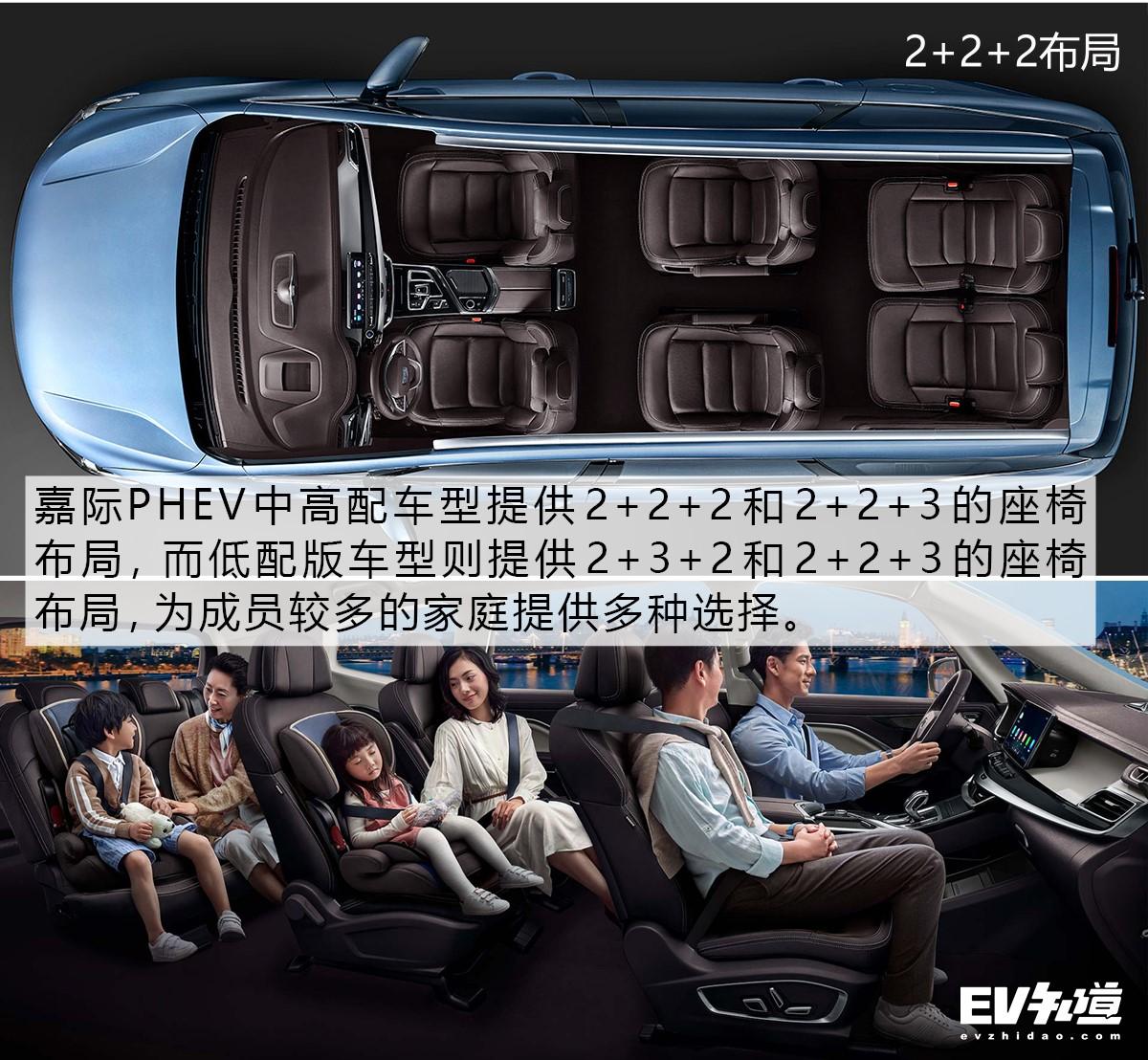 低配配置也不低 嘉际PHEV购车手册