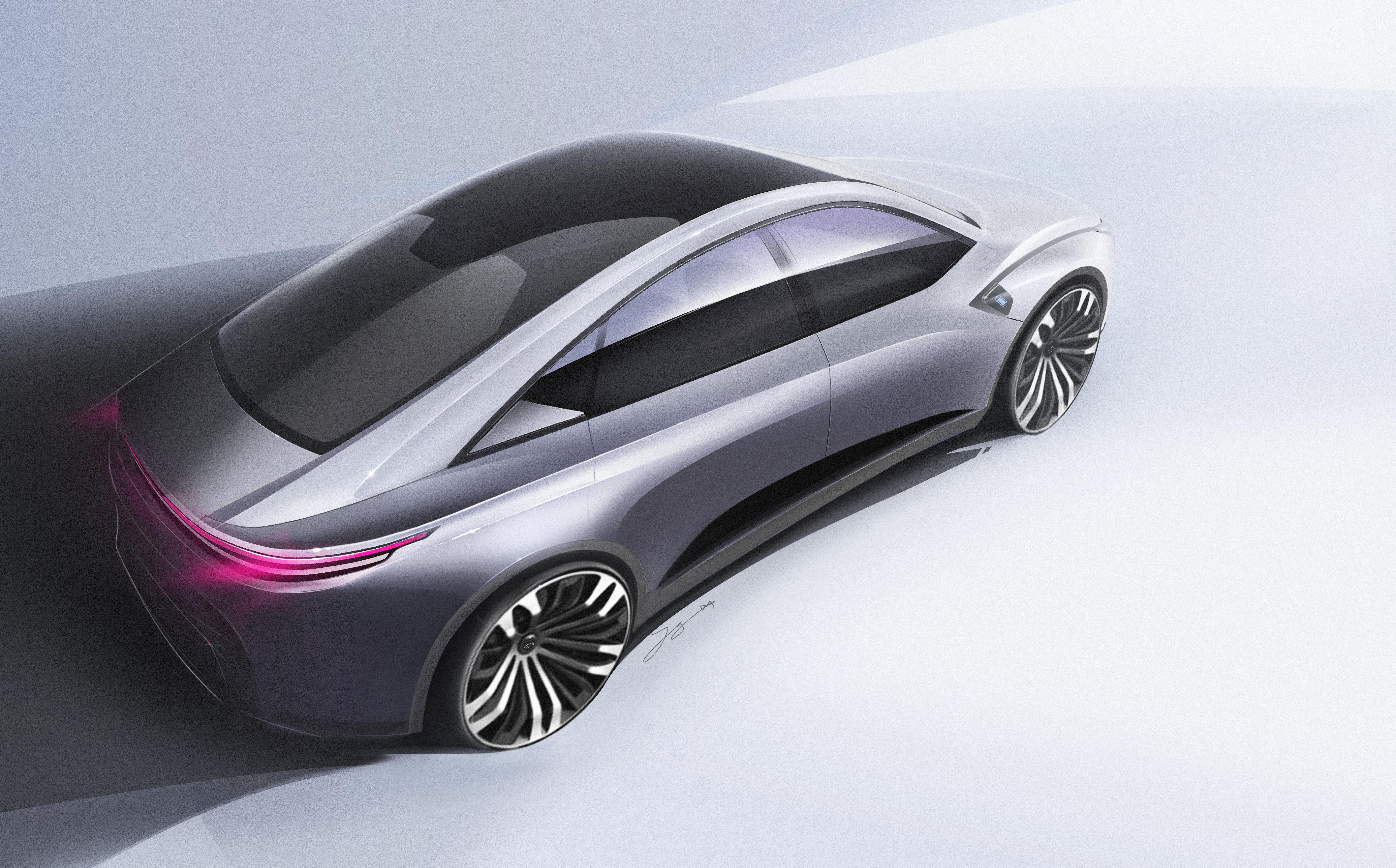 上海车展开幕在即 合众汽车三款新车将亮相