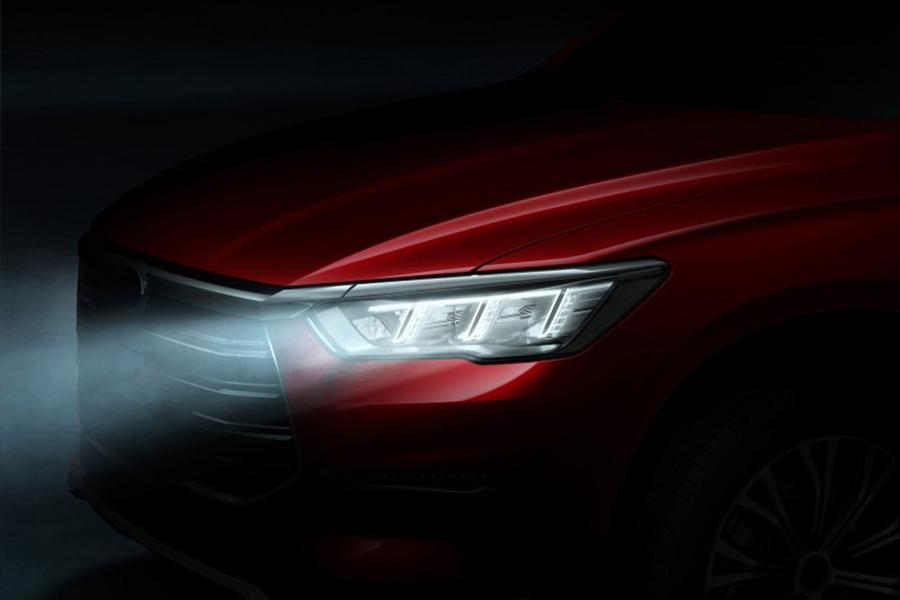 比亚迪代号SA2车型定名宋Pro 于上海车展亮相