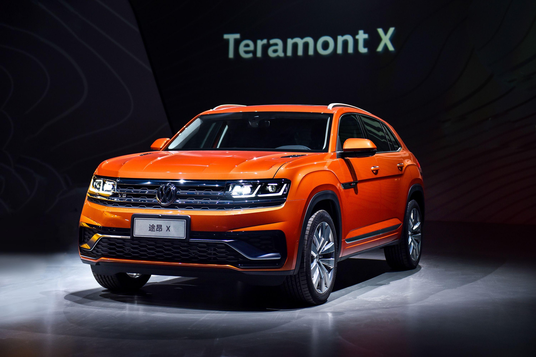 ID.ROOMZZ将中国首推 大众5款全新SUV集体亮相
