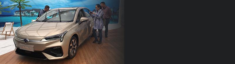 廣汽新能源Aion S最新消息 將于4月27日上市
