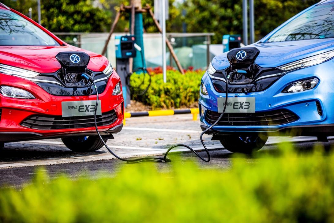 黑科技附体! 北汽新能源EX3产品力如何?
