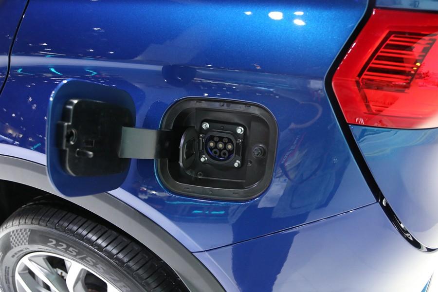 2019成都车展:东风风光E3 EVR(增程型)开启预售