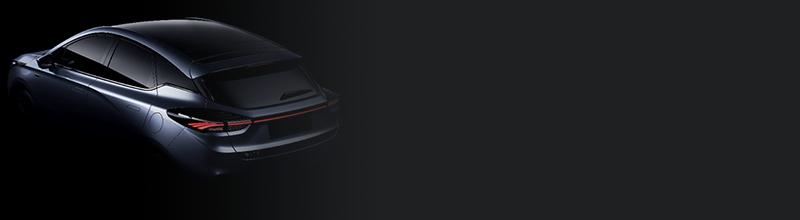全球首款量产无人驾驶纯电SUV 几何C官方黑棚图发布