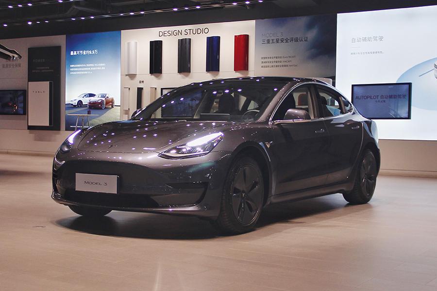 智能升级+中国生产 浅析第一季度Model 3销量优势
