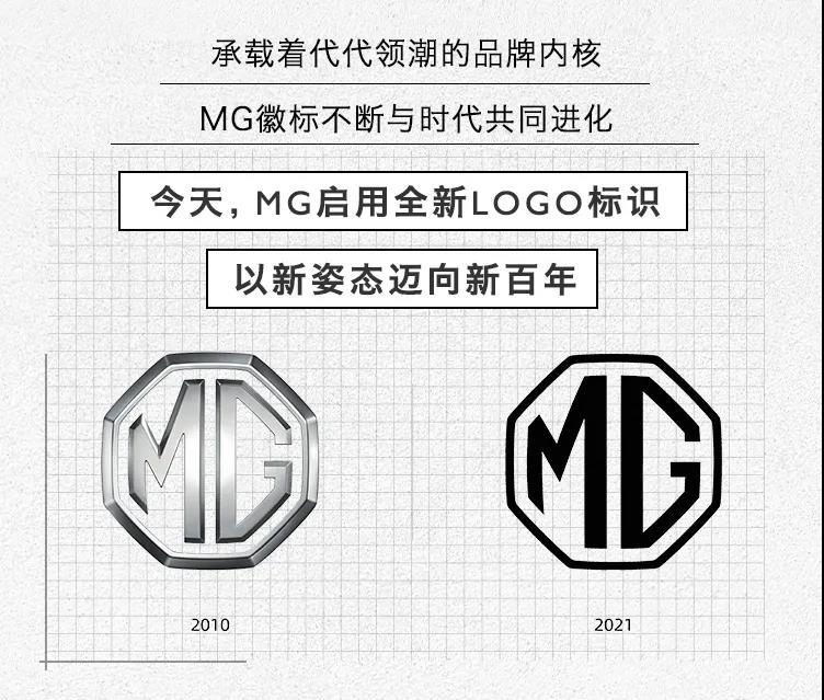 名爵启用全新品牌Logo 四大产品主线发布