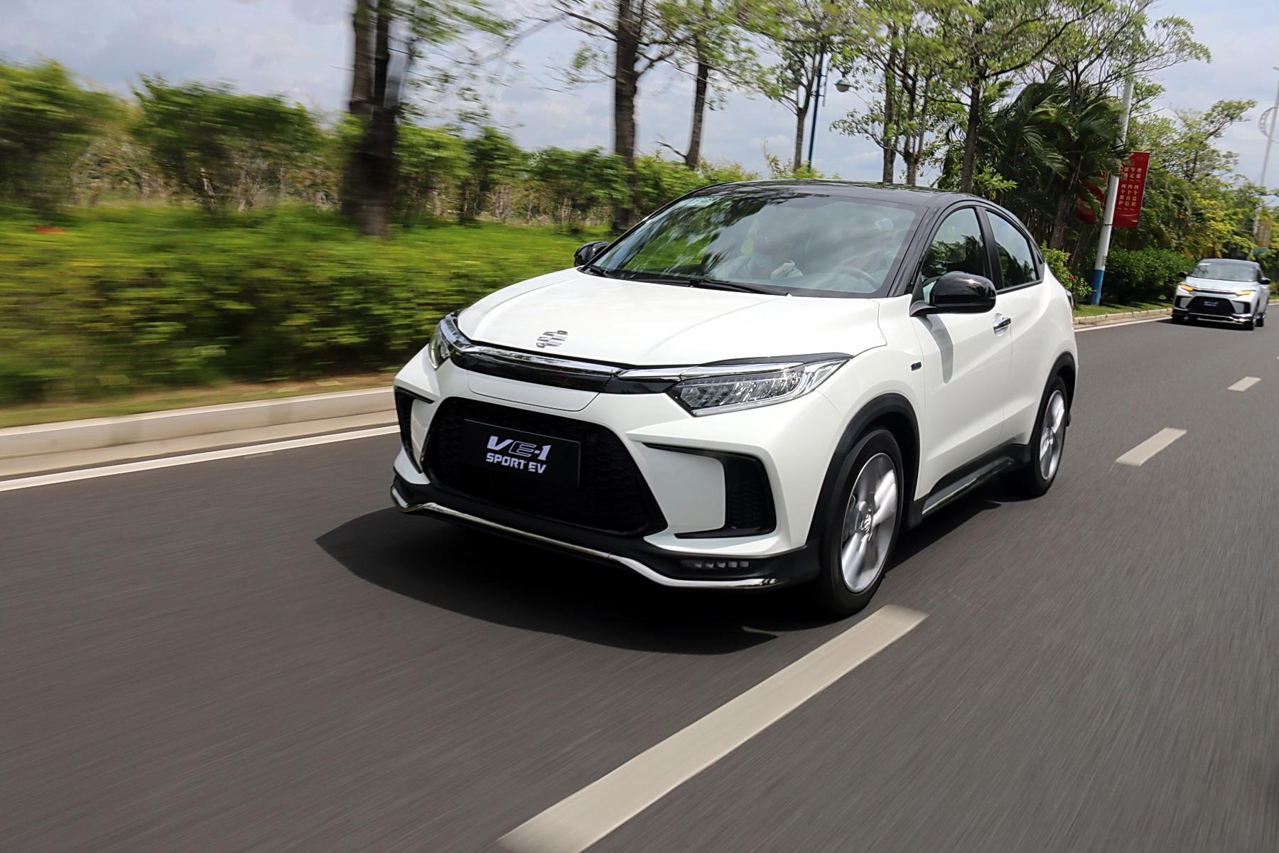 本田基因/全面升級 試駕體驗2022款 VE-1 TA系列