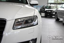 奥迪-奥迪A5(进口)-3.2 coupe quattro