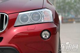 宝马-X3(进口)-xDrive28i 豪华型