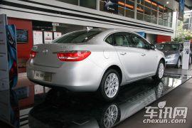 通用别克-英朗-GT 1.8L 自动豪华版
