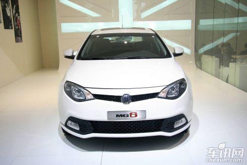 上海汽车MG6高清图片