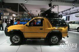 陆风汽车-陆风X9-2.5T VM四驱柴油版