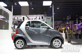 Smart-fortwo(进口)-1.0T 流光灰特别版