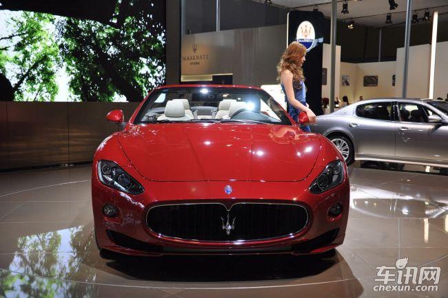 GranTurismo促销优惠40万元 可试乘试驾