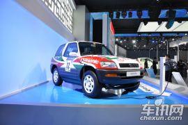 丰田-RAV4 EV