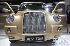 吉利汽车-TX4