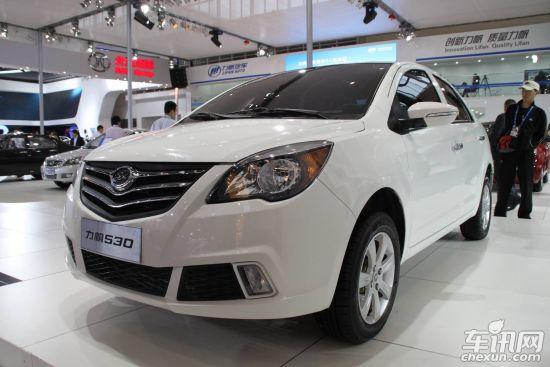 力帆530有望于广州车展上市 预计售5万左右