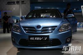 长安汽车-悦翔V3