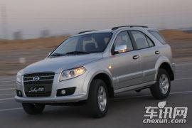 吉奥汽车-帅豹-2.4L 自动豪华型