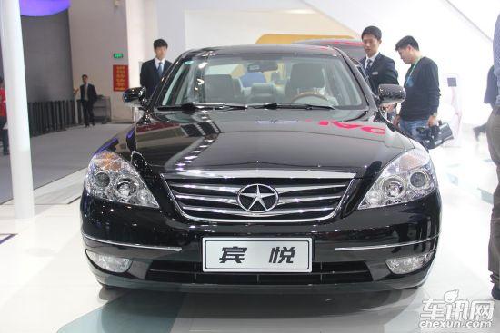 <b>江淮宾悦新增两款车型 售13.78/14.98万</b>