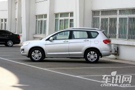 长城汽车-哈弗H6-绿静2.0T 两驱精英型