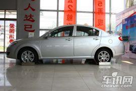 奇瑞汽车-瑞麒G3-1.6L 手动舒适型