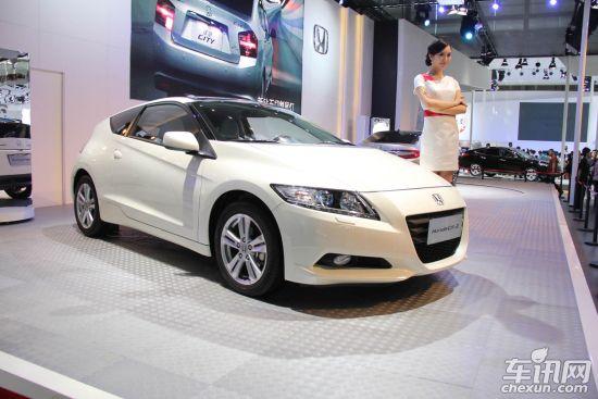<b>本田CR-Z或6月28日上市 预计售价30万起_车讯网</b>