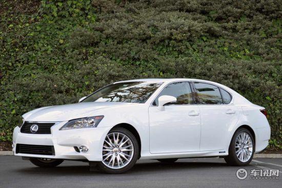 雷克萨斯GS450h下周上市 主推混合动力车型