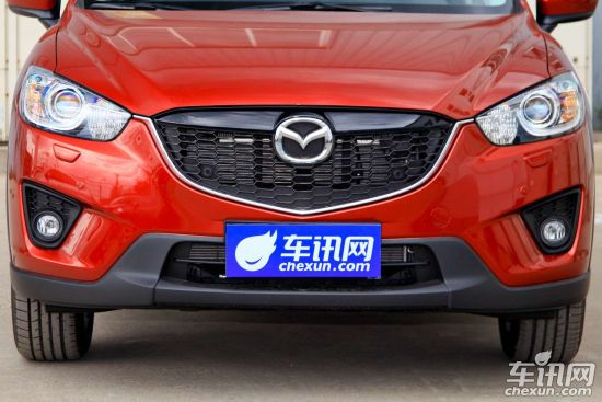 马自达CX-5正式上市 售价区间23.38-28.18万_车讯网
