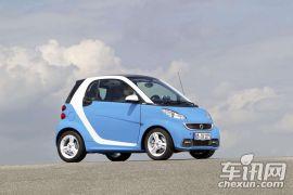 2012款Smart fortwo ice shine