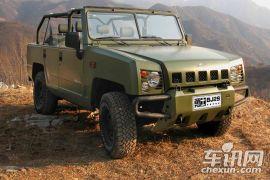 北汽制造-勇士-3.0 五门四驱柴油版