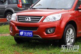 长城汽车-哈弗H6-2.4L 两驱手动精英型