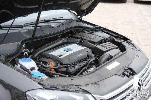 """采用""""vr""""的概念小夹角汽缸,占用空间更小,发动机的震动也"""